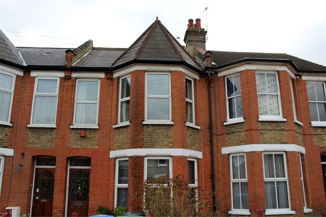 Thumbnail Flat for sale in Beech Road, Bounds Green, London