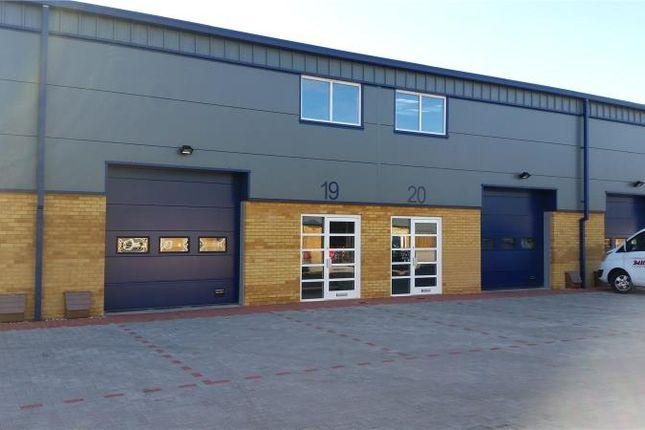 Thumbnail Light industrial to let in Glenmore Business Park, Portfield, Chichester