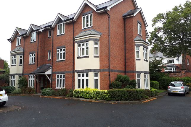 Thumbnail Flat for sale in Shrubbery Close, Walsall
