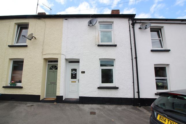 Thumbnail Terraced house for sale in Park Street, Abergavenny