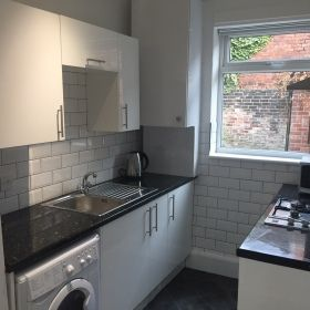 Thumbnail Terraced house to rent in Shoreham St, Sheffield