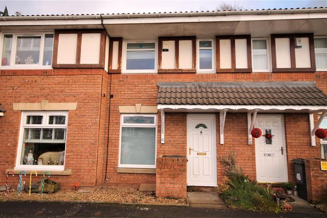 Thumbnail Terraced house for sale in Stonehaven Crescent, Cairnhill, Airdrie