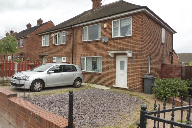 Thumbnail Semi-detached house for sale in Christchurch Road, Wath-Upon-Dearne, Rotherham