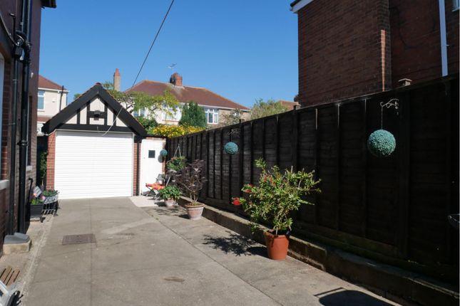 Garage of King George Road, South Shields NE34