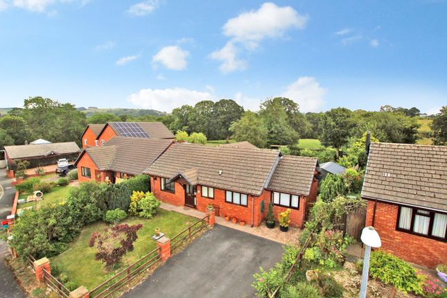 Thumbnail Detached bungalow for sale in Goylands Close, Llandrindod Wells
