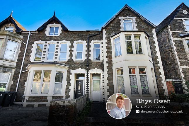 Thumbnail Semi-detached house for sale in Richmond Road, Cathays, Cardiff