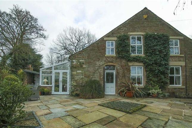 Thumbnail Detached house for sale in Stockclough Lane, Feniscowles, Blackburn
