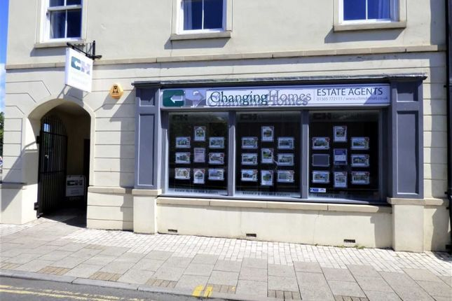 Commercial property for sale in Westham Road, Weymouth