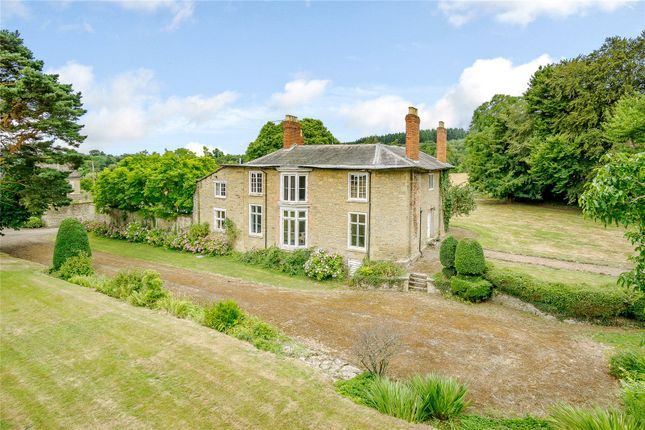 Thumbnail Detached house for sale in Overton, Ludlow, Shropshire