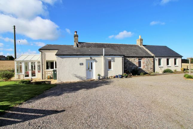Thumbnail Detached bungalow for sale in Rafford, Forres