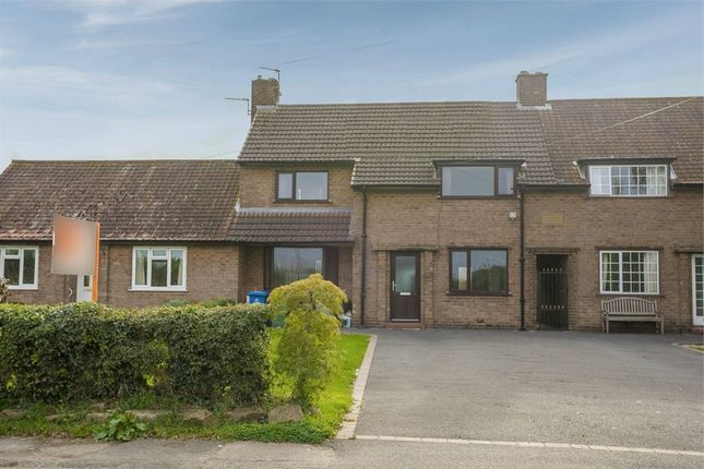 Thumbnail 4 bed terraced house for sale in Station Road, Dunham Massey, Altrincham, Cheshire