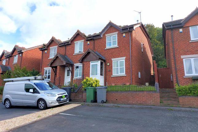 Thumbnail Terraced house to rent in Wilden Lane, Stourport-On-Severn