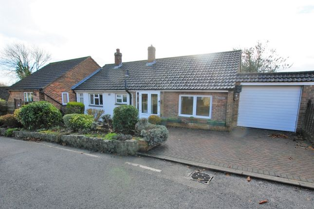 Thumbnail Bungalow for sale in North Road, Hythe