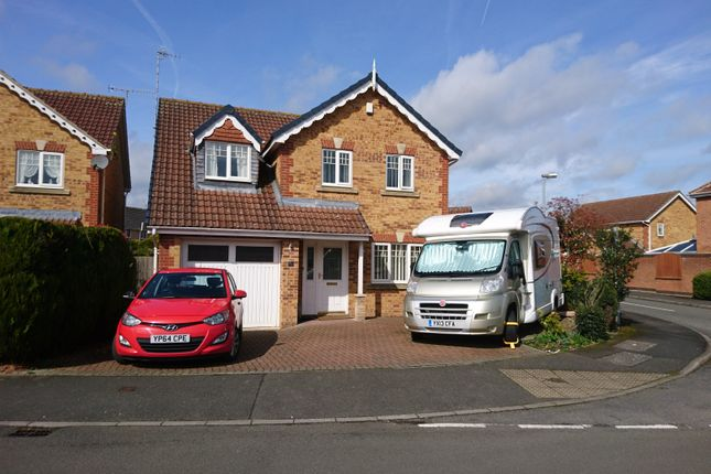 Thumbnail Detached house to rent in Holme Park Avenue, Chesterfield