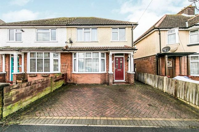 Semi-detached house for sale in Shaftesbury Avenue, Dovercourt, Harwich