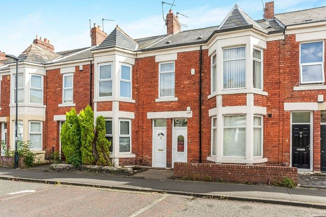 2 bed flat for sale in Meldon Terrace, Heaton, Newcastle Upon Tyne