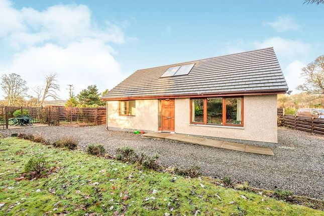 Thumbnail Bungalow for sale in Ruric Megstone, Kiltarlity, Beauly