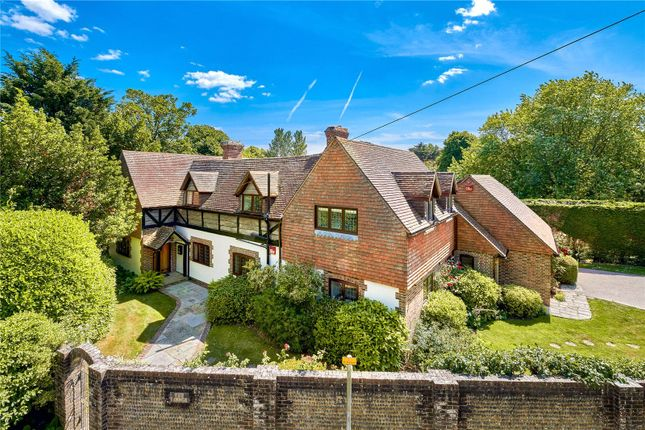 Thumbnail Detached house to rent in Rectory Lane, Church Norton, Chichester, West Sussex