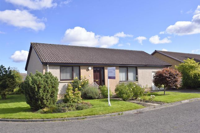 Thumbnail Detached bungalow for sale in 5 St. Cuthberts Drive, St. Boswells, Melrose