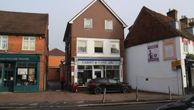 Thumbnail Commercial property for sale in Church Road, Caversham, Reading, Berkshire