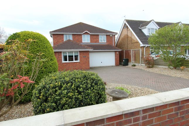 Thumbnail Detached house for sale in Monks Dyke Road, Louth