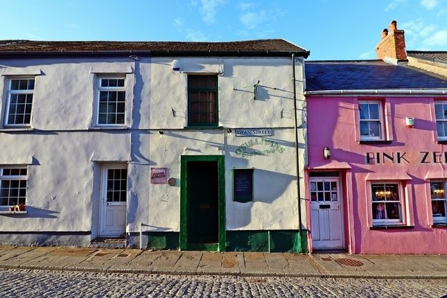Thumbnail Property for sale in Swan Street, Llantrisant, Pontyclun