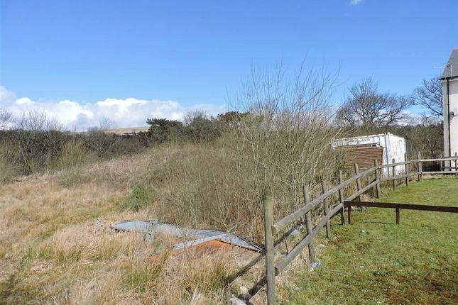 Land for sale in Golwg Yr Ynys, Glyn Road, Lower Brynamman