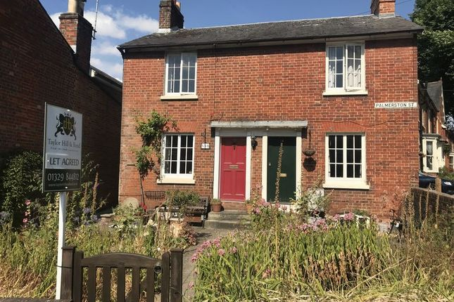 Thumbnail Semi-detached house to rent in Palmerston Street, Romsey