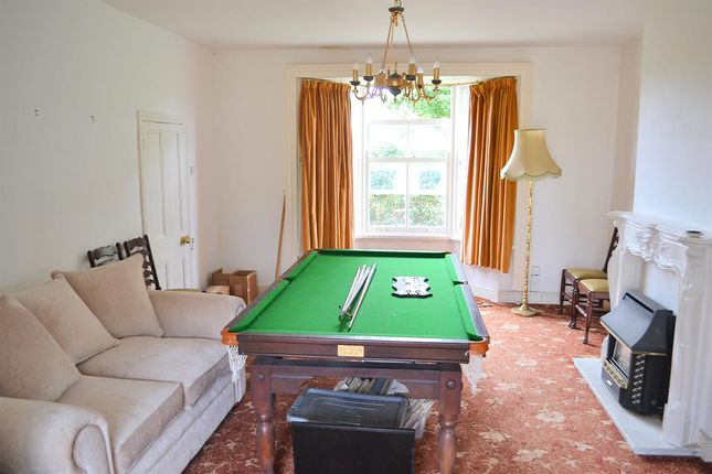 Living Room of Hall Lane, Lichfield WS14
