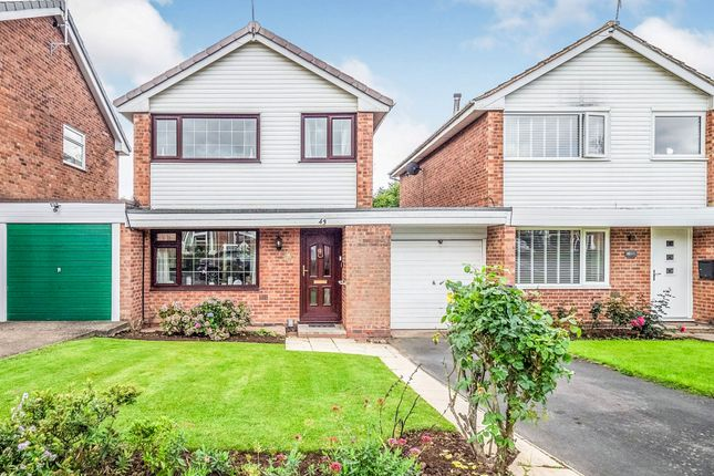 Thumbnail Link-detached house for sale in Kirby Avenue, Warwick