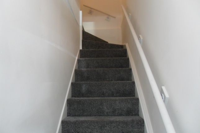 Stairs Leading To Flat