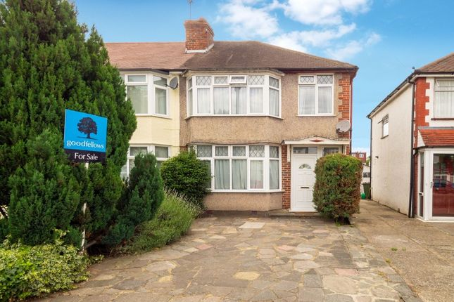 Thumbnail Property for sale in St. Margarets Avenue, Cheam, Sutton