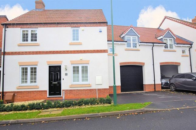 Link-detached house in  Godwin Lane  Knowle  Solihull  Birmingham
