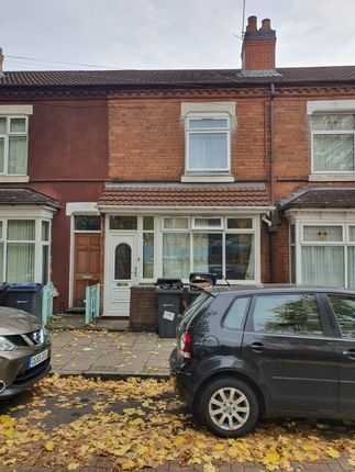 Thumbnail Terraced house for sale in Malmesbury Road, Small Heath