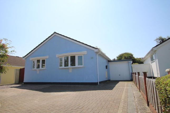 Thumbnail Bungalow to rent in Bedowan Meadows, Tretherras, Newquay