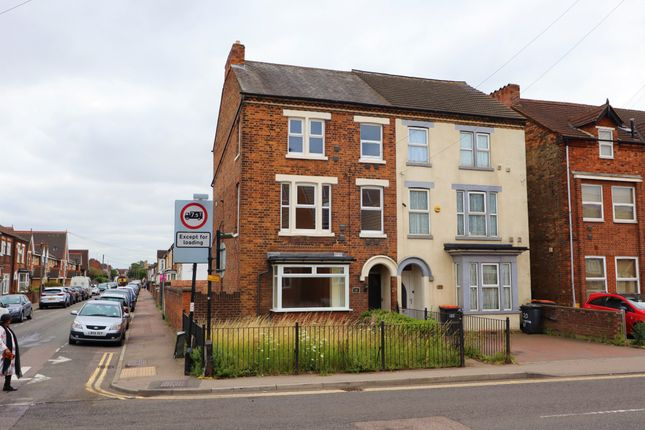 Thumbnail Semi-detached house to rent in Kempston Road, Bedford, Bedfordshire