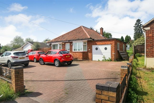 Thumbnail Detached bungalow for sale in Boundary Road, Norwich, Norfolk