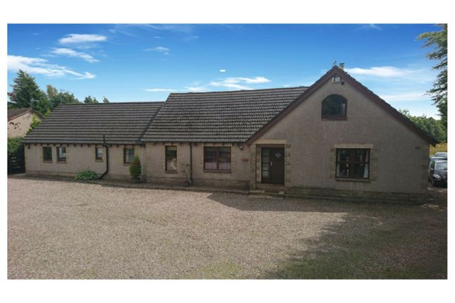 Thumbnail Detached house for sale in Milnathort, Kinross