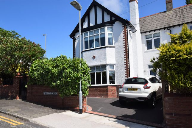Thumbnail Link-detached house for sale in Westbourne Crescent, Barrow-In-Furness