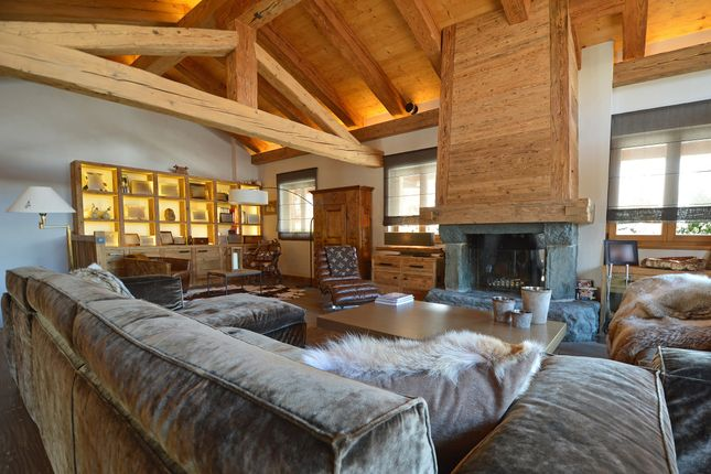 Thumbnail Chalet for sale in Chemin Des Fées 14, Verbier, Valais, Switzerland