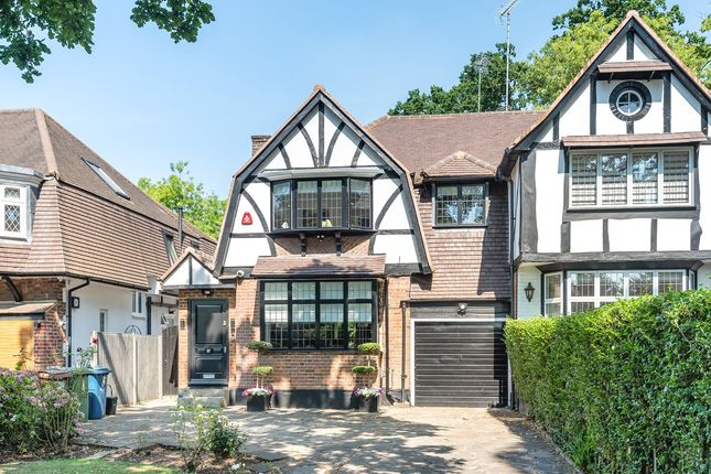 Thumbnail Semi-detached house for sale in Canons Drive, Edgware