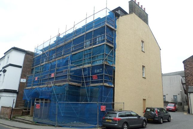 Thumbnail Block of flats for sale in Irish Street, Dumfries
