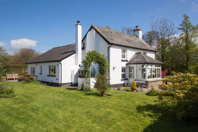 Thumbnail Cottage for sale in Broadwoodwidger, Lifton
