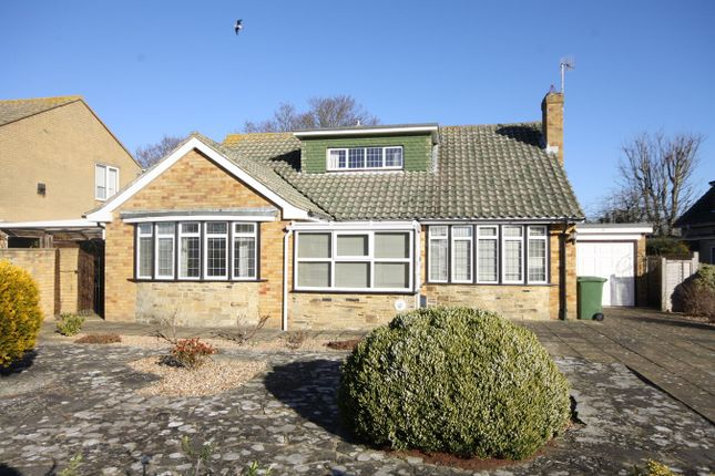 Thumbnail Detached bungalow for sale in Grazebrook Close, Bexhill On Sea