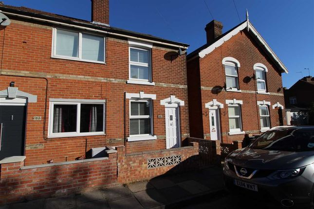 Thumbnail Semi-detached house for sale in Canterbury Road, New Town, Colchester