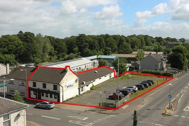 Thumbnail Land for sale in 1 Bridge Street/Moyola Road, Castledawson, County Londonderry