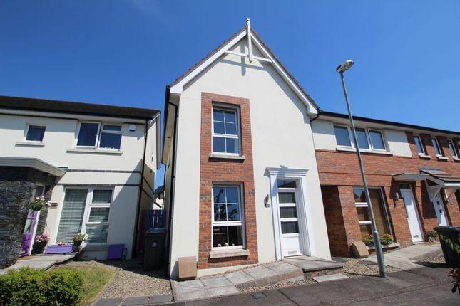 Thumbnail Terraced house for sale in Bridgelea Crescent, Conlig, Newtownards