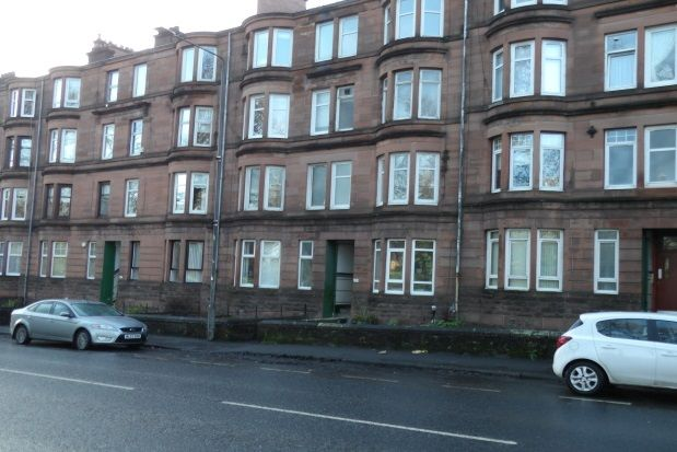 Thumbnail Flat to rent in 654 Tollcross Road, Tollcross, East End