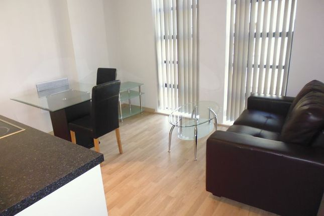 Thumbnail Flat to rent in 40 St Pauls Square, Birmingham, West Midlands
