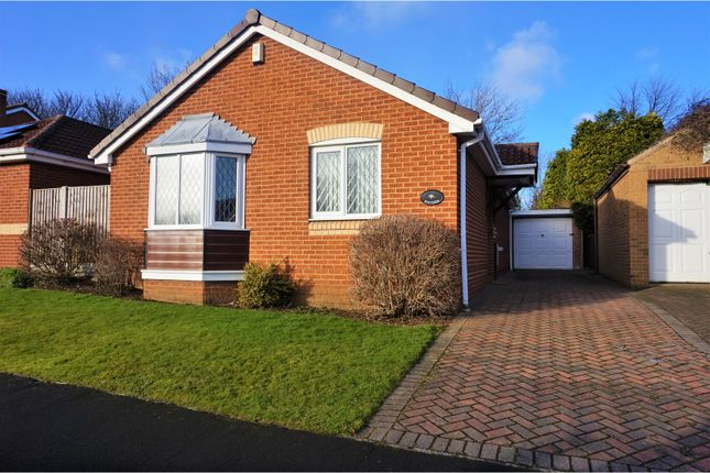 Thumbnail Detached bungalow for sale in Mayfields, Scawthorpe, Doncaster